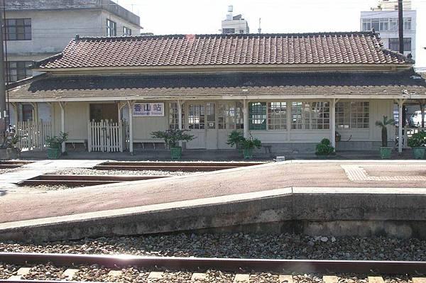 香山車站 (站內)