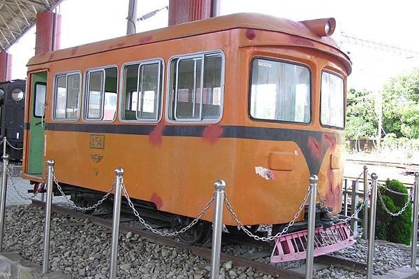 糖鐵 巡道車 254