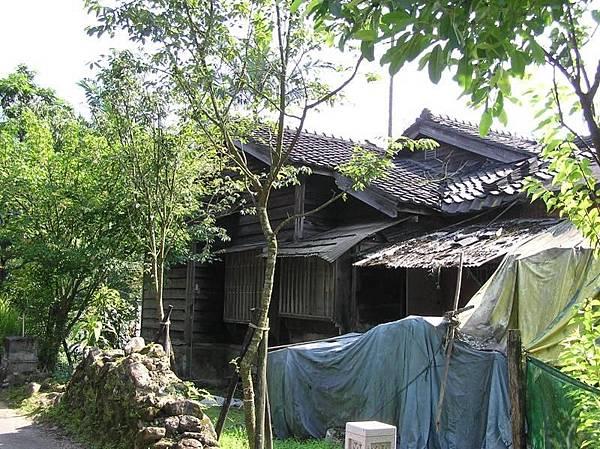 平溪的日式老房子