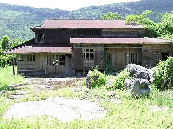 豐田村的日式農舍