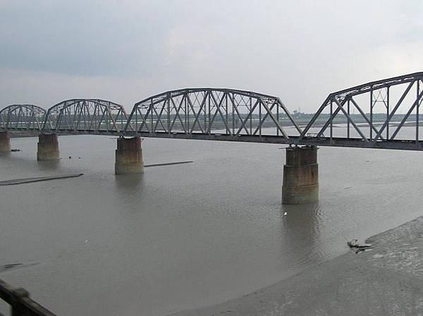 高屏溪鐵橋