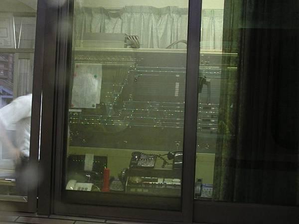 嘉義車站行車室