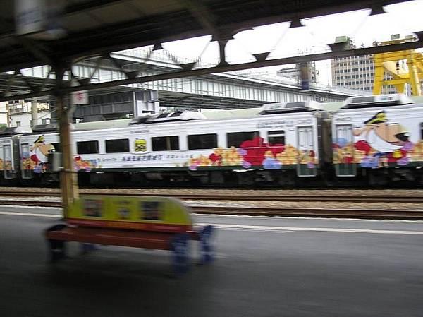高雄臨港觀光線列車