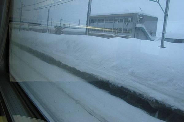 日本東北,約在新潟一帶
