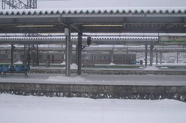 JR秋田車站