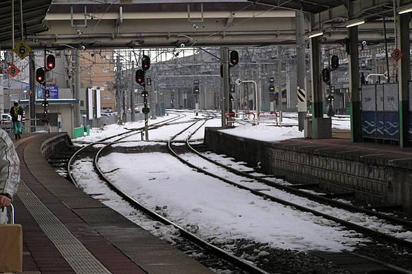 JR新潟車站