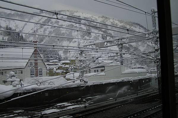 上越新幹線 越後湯澤