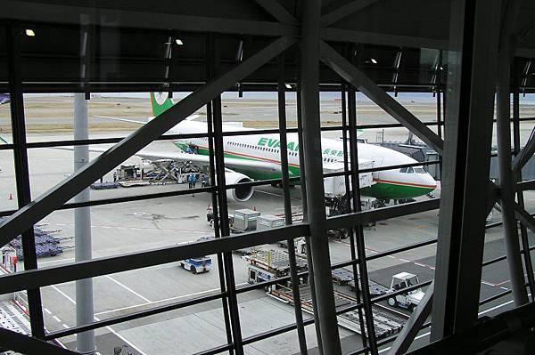 長榮航空 BR2132