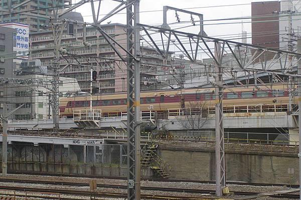 JR西日本 不知道名字的特急列車