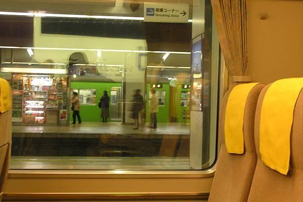 大阪的某一JR車站