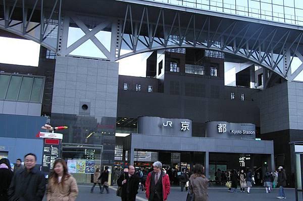 JR京都車站