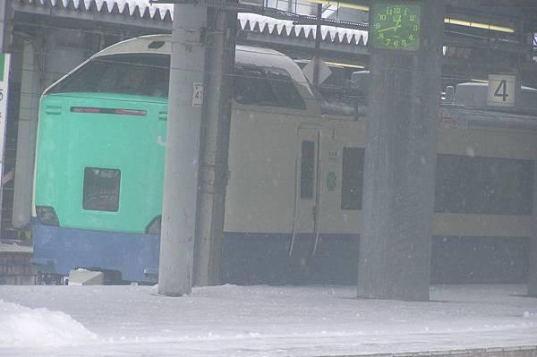 JR東日本 特急 いなほ (Inaho)