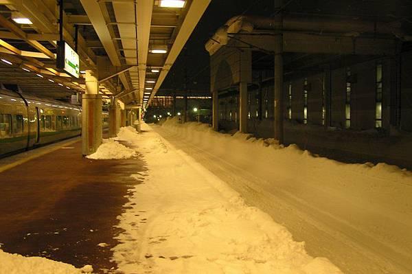 JR新庒車站