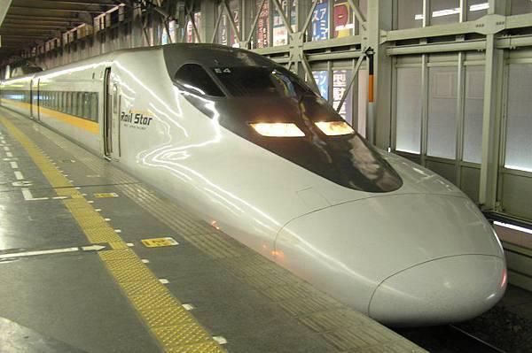 山陽新幹線 700系ひかりレールスター (Hikari Rail Star)