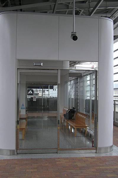 九州新幹線 候車室