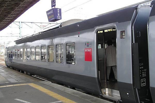 JR九州 特急 787系 有明 (Ariake)