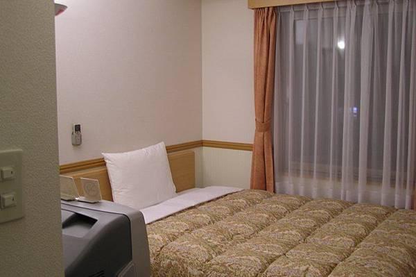 在長崎住的旅館房間