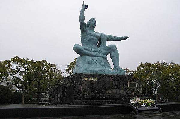 和平祈念像