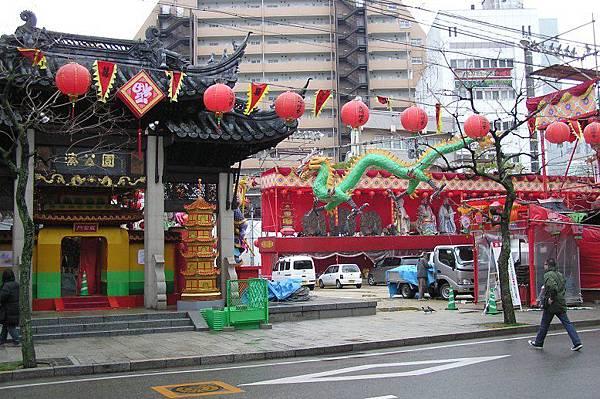 長崎 新地中華街
