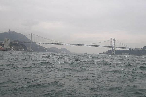關門海峽與大橋