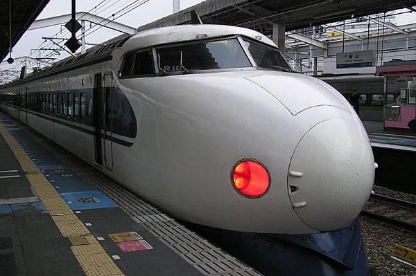 山陽新幹線 0系こだま (Kodama)