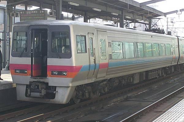 JR四國 特急 いしづち (Isidsuchi)