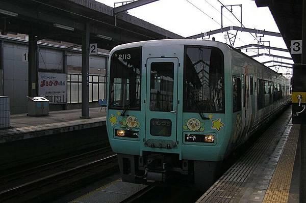 JR九州 特急 いしづち (Isiduchi)