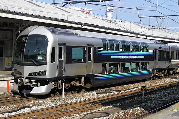 JR四國 快速 マリンライナー (Marine Liner)