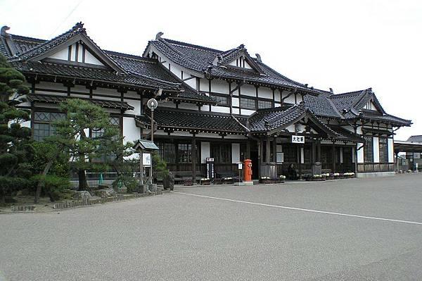 舊 JR大社車站 站舍