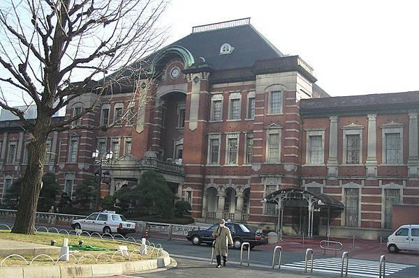 JR東京車站