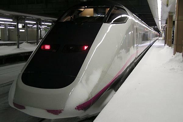秋田新幹線 こまち (Komachi)