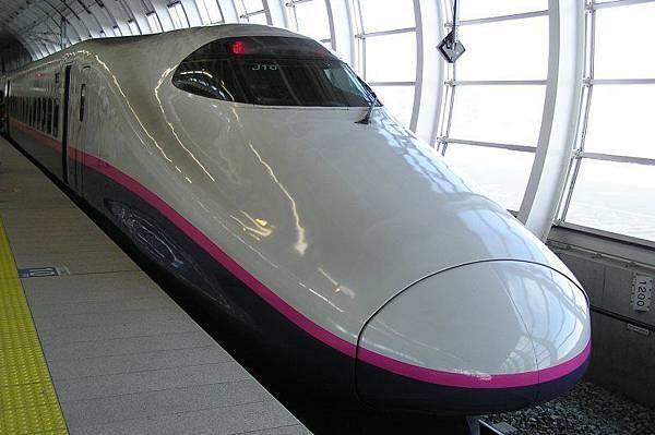 東北新幹線 はやて (Hayate)