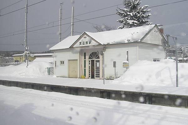 JR野邊地車站