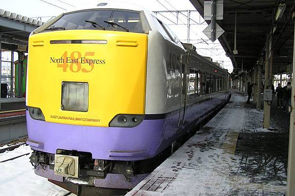 JR北海道、JR東日本 特急 白鳥