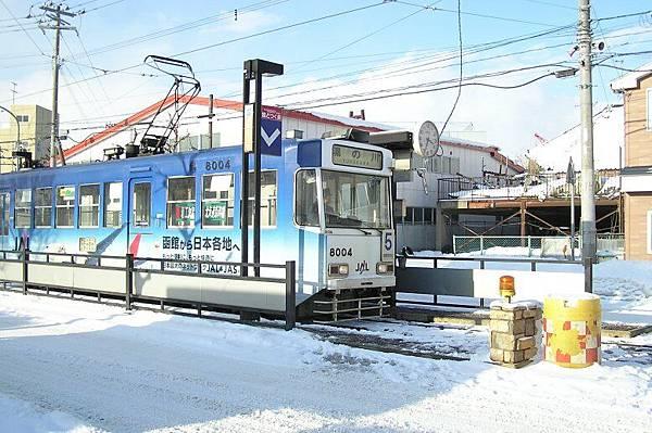 函館的路面電車