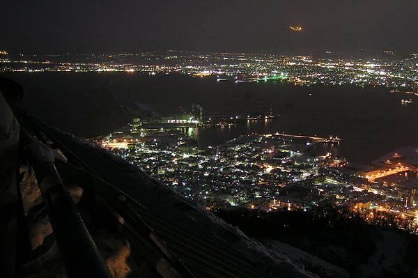 函館港區 夜景