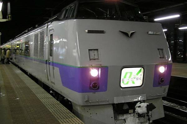 JR北海道 特急 オホーツク (OKHOTSK)