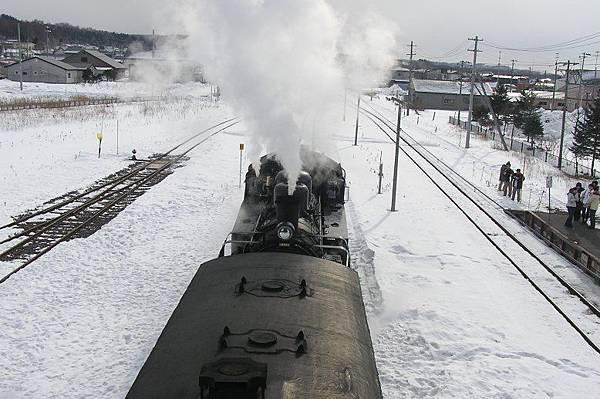 JR北海道 SL冬の濕原號