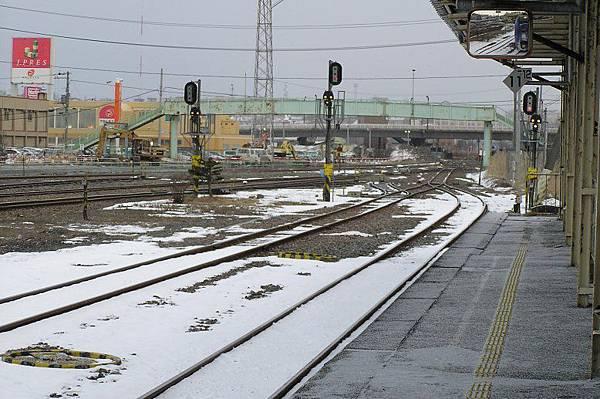 JR釧路車站
