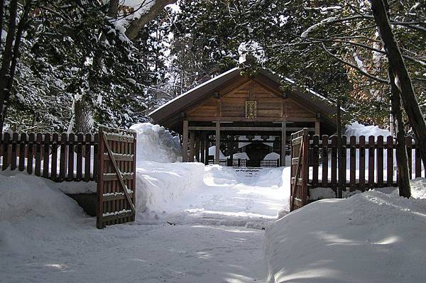 北海道開拓神社