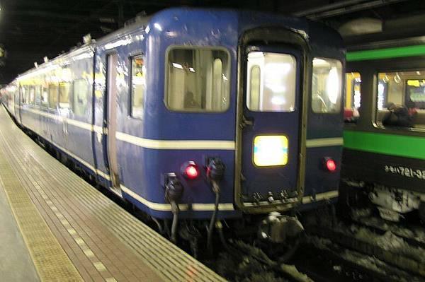 JR北海道 急行 はまなす (Hamanasu)
