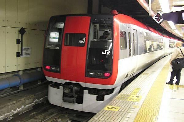 JR東日本 特急 成田エクスプレス (成田 Express)