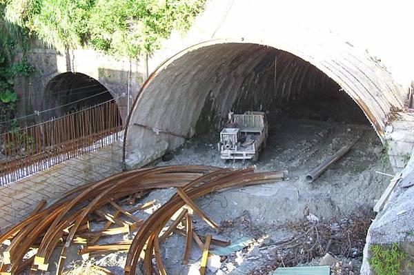 竹仔嶺隧道舊宜蘭線隧道