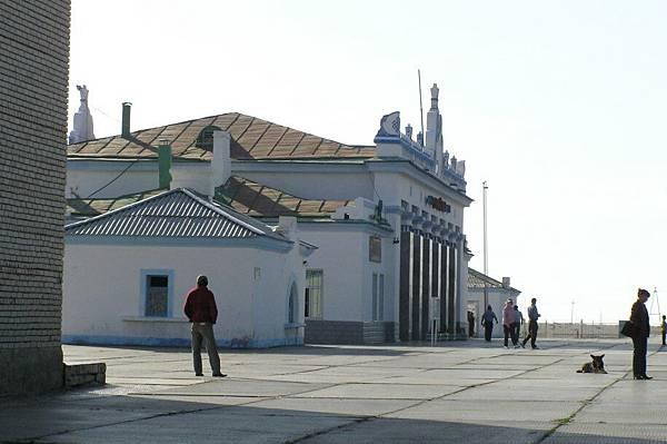 蒙古國 喬爾依