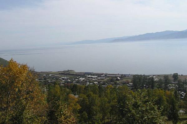 貝加爾湖 南端 西側