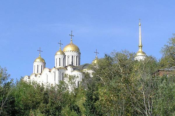 伏拉底米爾 聖母昇天大教堂