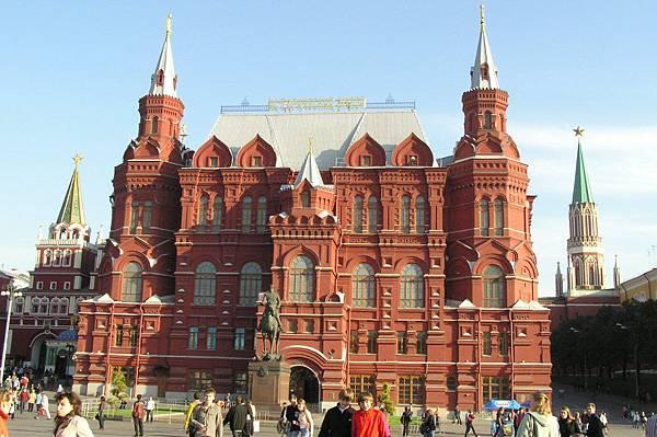 國家歷史博物館 另一邊