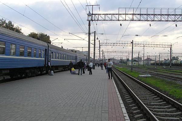 俄羅斯 斯摩陵斯克車站