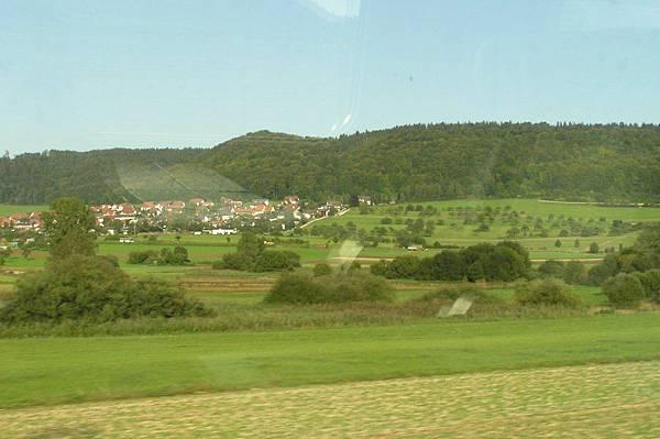 德國南部風光