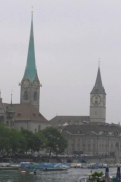 聖母大教堂&聖彼得教堂